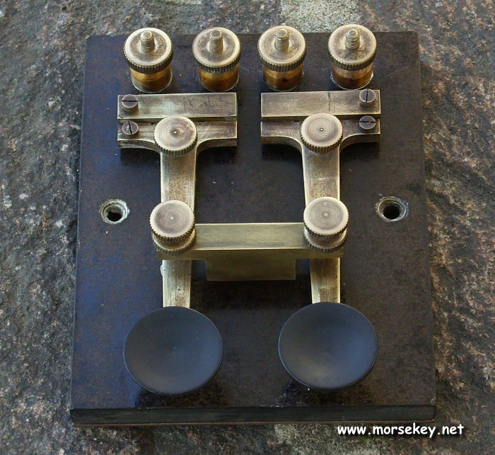 bunnell cable morse key