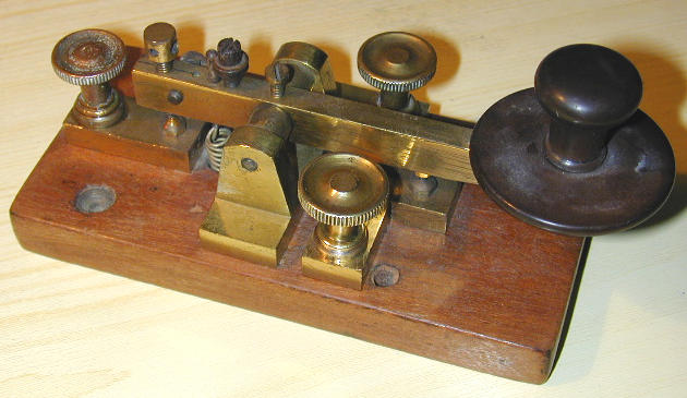 General post office morse key