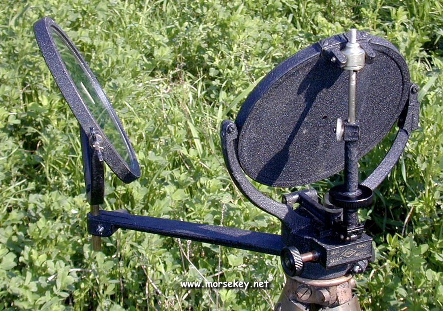 WW2 british heliograph